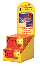 Carotinin Display